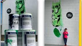 Foto de Procolor colabora con el proyecto solidario Art for Dent para apoyar la investigación de enfermedades raras