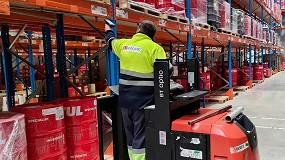 Foto de FM Logistic arranca una nueva operativa con la empresa Motul, en su plataforma de Illescas