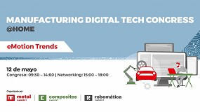 Foto de MetalMadrid, Composites y Robomática presentan su II Digital Tech Congress