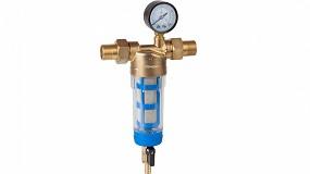 Foto de Filtro autolimpiante 'Clean' para fontanería y calefacción de Genebre