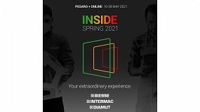 Foto de Biesse presenta Inside Spring 2021, una edición extraordinaria sin fronteras