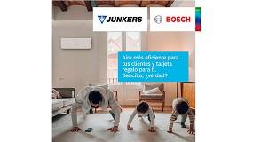 Foto de Nueva campaña de aire acondicionado de Junkers-Bosch