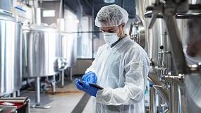 Foto de Manipulación de cargas segura en los procesos de fabricación de productos químicos y farmacéuticos