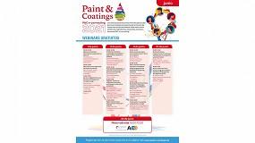 Foto de En junio, vuelve P&C e-connecting, el ciclo de webinars gratuitos de la feria Paint & Coatings