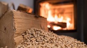 Foto de El número de estufas y calderas de pellet funcionando en la UE aumenta un 10% al año