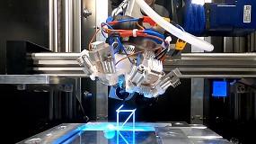 Foto de Impresión 3D en el espacio exterior: los sistemas lineales de Igus fabrican piezas de repuestos en gravedad cero