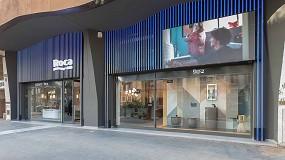 Foto de Nueva imagen del showroom Roca en Casablanca con tecnología LED e iluminación digital dinámica