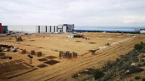Foto de Dexis Ibérica refuerza su capacidad logística iniciando las obras de su nueva plataforma de distribución nacional