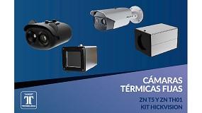 Foto de Target Tecnología presenta las cámaras termográficas esenciales para un verano con seguridad