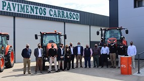 Foto de Talleres Corycas, concesionario Kubota, inaugura en Brenes (Sevilla) su tercer centro oficial