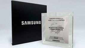 Foto de ICP Logística logra la certificación de Samsung como partner directo de compras
