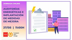 Foto de Jornada on-line sobre auditorías energéticas e implantación de medidas de mejora