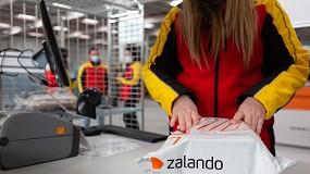 Foto de DHL comienza las operaciones para Zalando en el centro logístico de Illescas con el envío del primer paquete