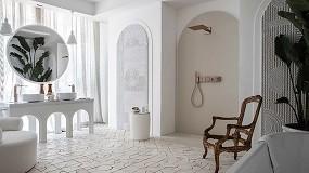 Foto de Oasis Ait Mansour, el baño de Axor y Raúl Martins para Casa Decor 2021