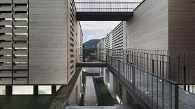 Foto de Los estudios Trasbordo Arquitectura y Ábalo Arquitectura, ganadores de los Premios Asoma 2021, patrocinados por Saint-Gobain Building Glass