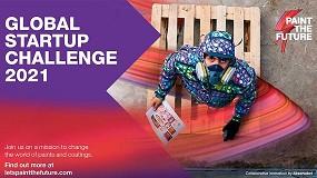 Foto de AkzoNobel inicia su desafío global para startups 'Paint the Future'