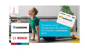 Foto de Nueva campaña de aire acondicionado para socios del Club Junkers plus
