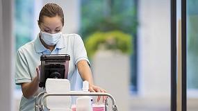 Foto de Nuevo paquete de soluciones de Tork para cumplir el nuevo estándar de higiene en las oficinas