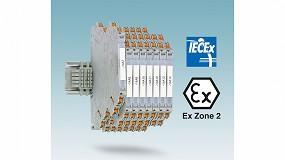 Foto de Homologaciones internacionales para acondicionadores de señales muy compactos
