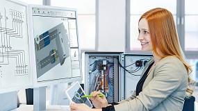 Foto de Phoenix Contact lanza el software de ingeniería Clipx Engineer para la fabricación de armarios de control