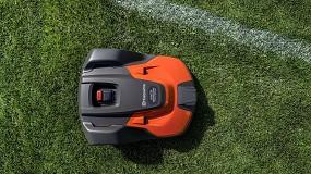Foto de Nuevo Automower de Husqvarna con tecnología de límites virtuales