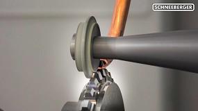 Foto de Afiladora/rectificadora universal de 5 ejes para la producción de cortadores para engranajes