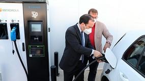 Foto de Madrid contará con 95 puntos de recarga rápida de acceso público
