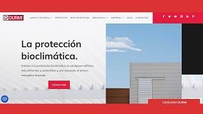 Foto de Industrias Durmi lanza nueva web