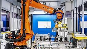Foto de Škoda Auto crea un robot manipulador inteligente en su planta de Rep. Checa