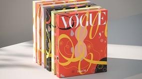 Foto de Vogue Escandinavia distribuirá sus revistas en un nuevo material de Stora Enso