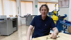 Foto de Entrevista a Joaquim Duran, gerente de Siesa
