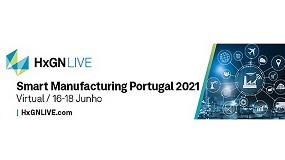 Foto de Hexagon organiza el primer evento virtual HxGN LIVE Smart Manufacturing Portugal