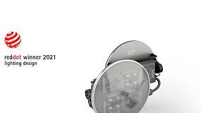 Foto de El proyector Serie E y el KitLED® de ATP Iluminación obtienen el galardón Red Dot por la alta calidad de su diseño