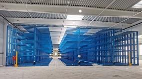 Foto de Sistema de almacenamiento inteligente para un aprovechamiento eficiente del espacio