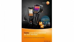 Foto de Testo lanza una promoción especial de instrumentos para calefacción