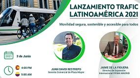 Foto de Trafic Latinoamérica 2021 presenta su tercera edición