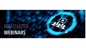 Foto de AFM Cluster presenta el webinar 'Diversificando negocios gracias a la fabricación aditiva'