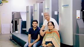 Foto de Heidelberg promueve el crecimiento de las imprentas indias gracias al equipamiento producido en la planta de Shanghái