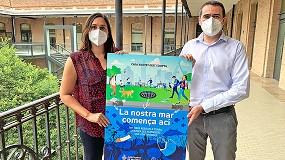 Foto de Acciona y el Ayuntamiento de Valencia lanzan la campaña 'Nuestro mar empieza aquí' para concienciar sobre el buen uso ciudadano de la red de saneamiento