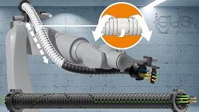 Foto de El nuevo sistema de suministro de energía Triflex TRX revoluciona el movimiento 3D de los robots