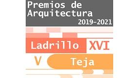 Foto de Hispalyt convoca los Premios de Arquitectura de Ladrillo y de Teja 2019/2021