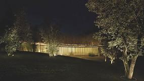 Foto de Vercle, el nuevo diseño de Maurici Ginés para Leds C4 cede todo el protagonismo a la luz