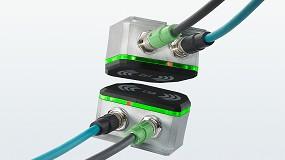 Foto de Transmisión de energía y datos sin contacto con acopladores Phoenix Contact NearFi