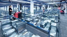 Foto de Meusburger garantiza una disponibilidad de entrega continua incluso durante la crisis de las materias primas