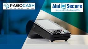 Foto de PagoCash refuerza sus sistemas de comunicaciones con la SIM de Alai Secure especial para comunicaciones M2M