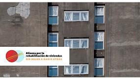 Foto de Nace la 'Alianza por la rehabilitación de viviendas sin dejar a nadie atrás'