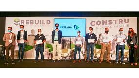 Foto de Rebuild busca a las startups más innovadoras en edificación