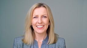 Foto de Tove Andersen, nueva presidenta y CEO del Grupo Tomra