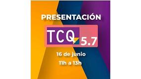 Foto de ITeC presenta la nueva versión 5.7 del TCQ/TCQi para los presupuestos de construcción