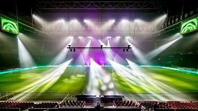 Foto de Signify mejora la experiencia de los aficionados en los principales estadios de Europa